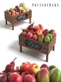 Stackable Fruit And Vegetable Crates Diy Pottery Barn 3dpirate Page 2 Of 111 Free 3d Models
