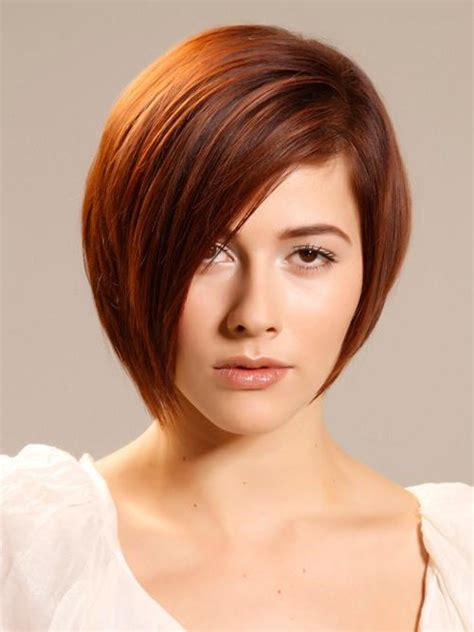 short bob hairstyle for thick hair and round face 50 smartest short hairstyles for women with thick hair