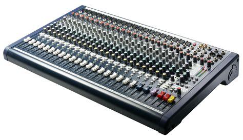Mixer Audio Soundcraft mfx soundcraft professional audio mixers