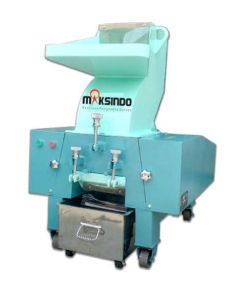 Mesin Maksindo mesin penghancur plastik multifungsi plc230 toko mesin