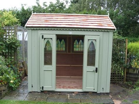 Shed Company Mr Mrs Broxholme Stourbridge Bespoke Shed