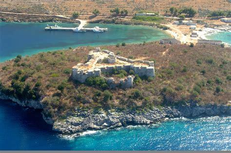 porto palermo albania porto palermo si trova nel mar ionio lungo la costa