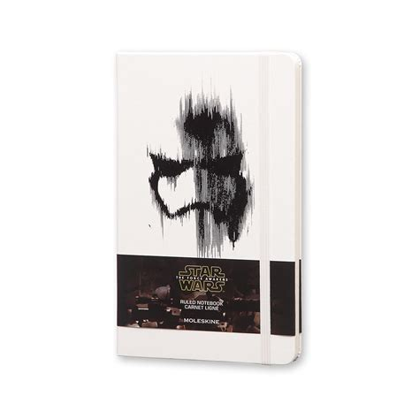2016 moleskine star wars b00o80wcq8 limited edition star wars vii villain trooper moleskine store moleskine