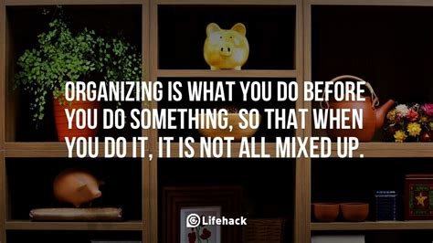 organized person how to organize your life 10 habits of really organized