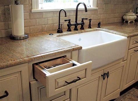 Brown Farmhouse Sink by White Farmhouse Sink Quartz Counter Tops