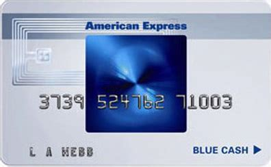 Amex Blue For Business Card