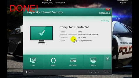 reset password kaspersky internet security 2014 kaspersky internet security 2014 reset trial youtube