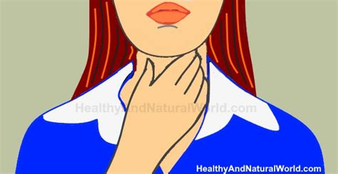 has something stuck in throat this is why you feel that there is something stuck in the throat