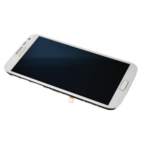 Lcd Samsung Galaxy Note 2 N7100 Ori samsung galaxy note 2 n7100 lcd display ceramic white