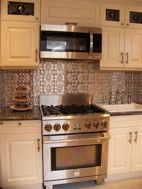 aluminum backsplash best 20 tin tiles ideas on cheap wall tiles