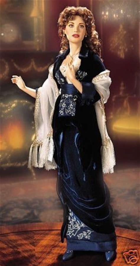 porcelain doll titanic franklin mint titanic porcelain doll 17 quot ebay