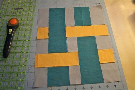 Handmade By Alissa - awesome block plus a quot partial seams quot tutorial from alissa