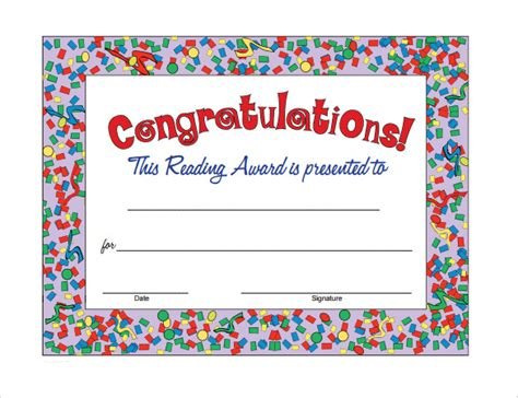 congratulations certificate templates congratulation certificate 9 free documents in pdf