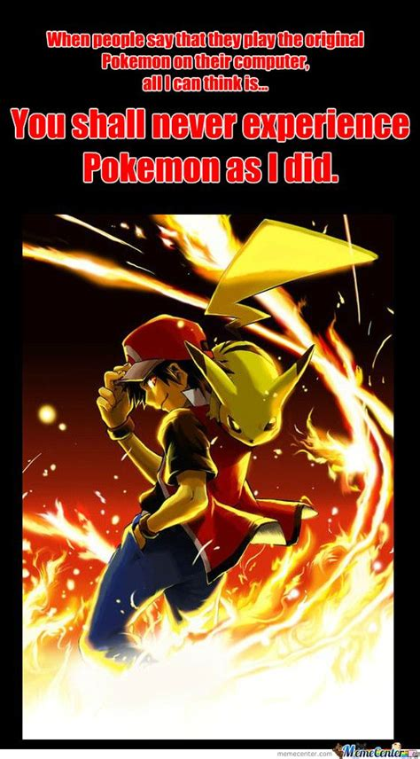 Pokemon Trainer Red Meme - 65 best images about pokemon memes on pinterest jokes