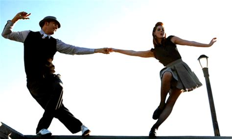 what is the swing dance swing dance society