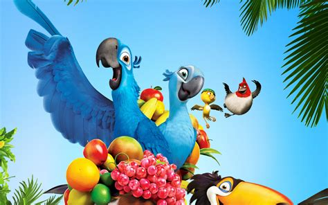 film disney rio rio movie 2011 wallpapers hd wallpapers id 10008