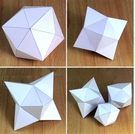 Folding Paper Shapes - 129 best paper images on artist s book book