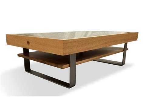 Timber Coffee Table by Display Timber Coffee Table Furniture Design