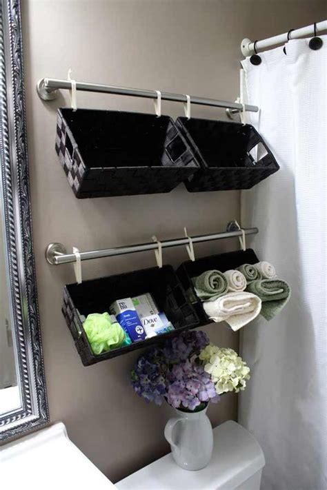 brilliant diy bathroom storage ideas amazing diy