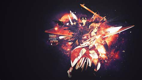 imagenes de kirito wallpaper sword art online wallpaper 1366x768 wallpapersafari