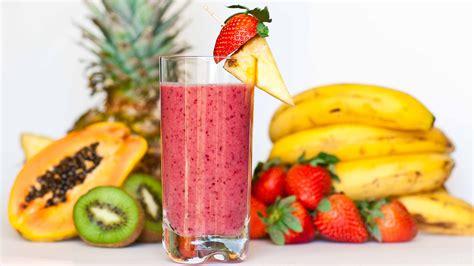 fruit smoothie tropical fruit smoothie tatyanas everyday food