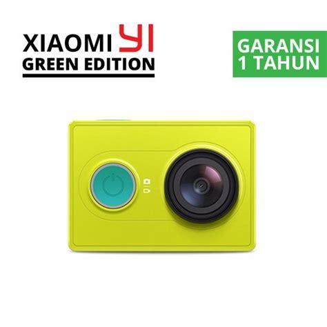 Xiaomi Yi Green jual xiaomi yi green harga dan spesifikasi