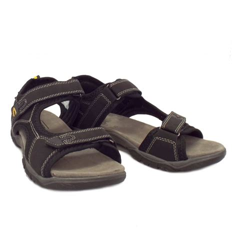 mens velcro sandals uk camel active freddi mens velcro fastening comfortable