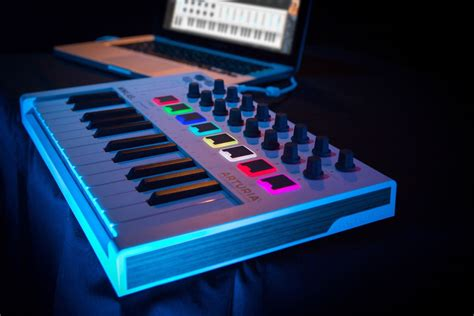 arturia minilab mk ii controller coming by the end of november