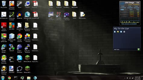 wallpaper for desktop icons windows 7 mysterious gray square outlines on certain