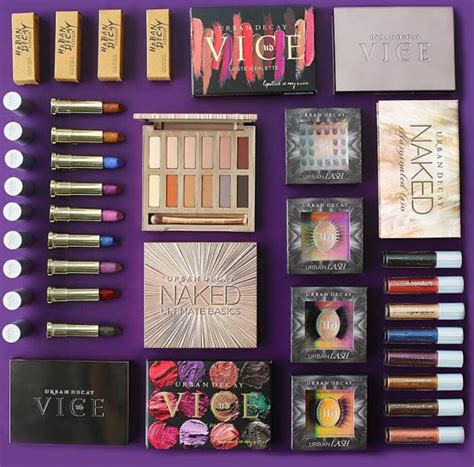urban decay holiday 2016 collection beauty trends and