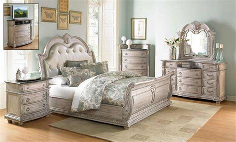 homelegance bedroom set homelegance orleans ii bedroom set white wash b2168ww