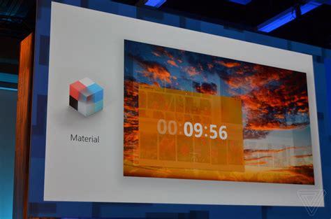 Microsoft Metro Design Fluent Design Is Microsoft S New Metro Ui For Windows And