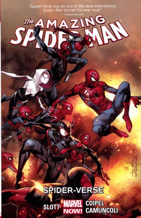 Amazing Spider Tp Vol 03 Spider Verse Marvel Comics amazing spider tp vol 03 spider verse