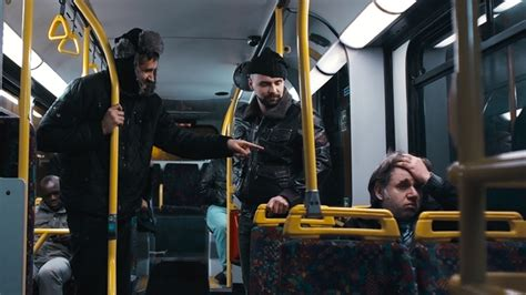 night bus short film london film festival 2014 round up d 233 cor night bus and