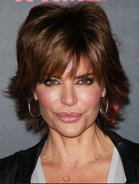 razor cut for after 40 layered hairstyles for women over 40