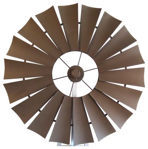 old windmill fan blades for sale unique windmill ceiling fan 66 quot antique bronze