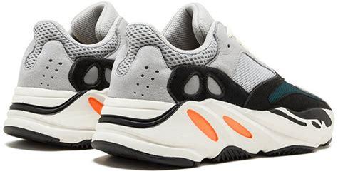 kourtney rocks adidas yeezy 700 wave runner sneakers
