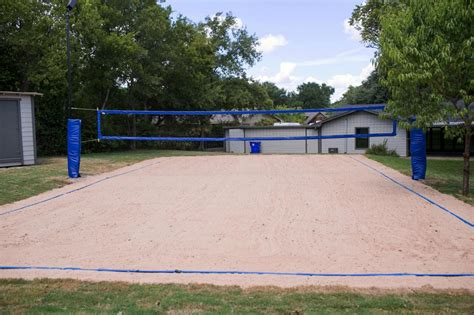 backyard volleyball court fixer upper design tips a waco bachelor pad reno hgtv s