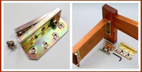 Wooden Bed Frame Hardware Wooden Bed Frame Hardware