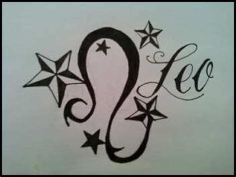tattoo design zodiac sign leo leo tattoos and designs page 49