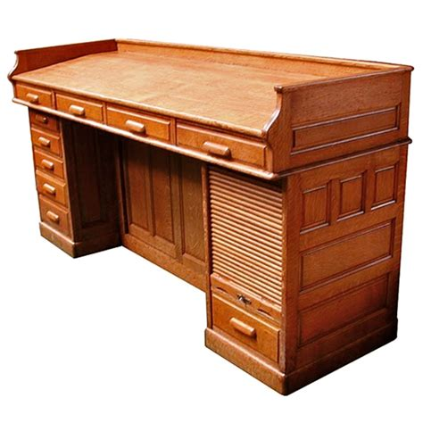 antique oak american architect s desk c 1890 for sale