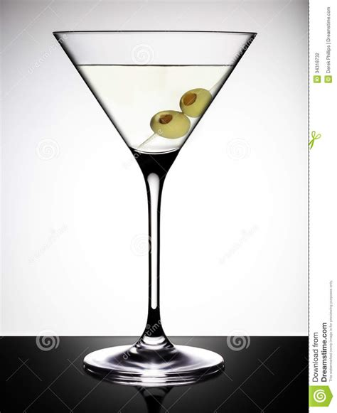 martini glass with olive martini glass with olives stock photo image of vermouth