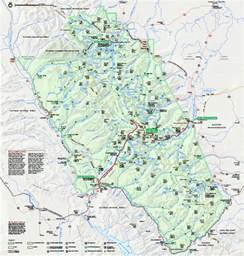 glacier national park canada map glacier national park canada map