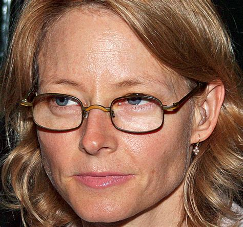 wraring hearing aid washed hair jodie foster is seen out wearing hearing aid daily mail
