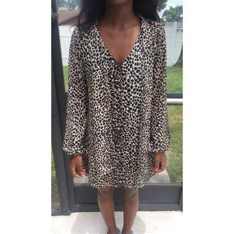 design lab lord and taylor dresses 38 off design lab dresses skirts animal print dress