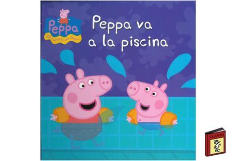 libro peppa va a la peppa pig va a la piscina