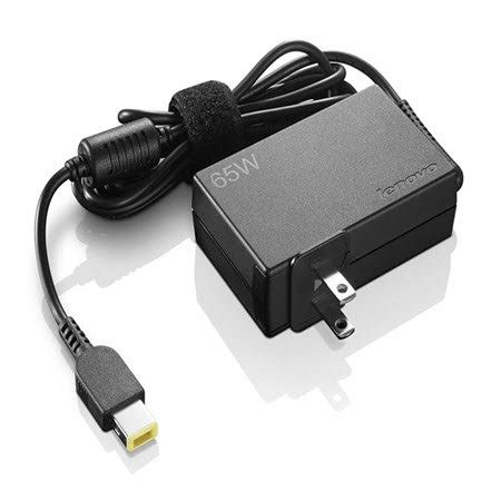 Charger Laptop Lenovo Second lenovo 65w travel ac adapter for usa 4x20h15594