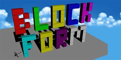xl release tutorial blockform new nintendo 3ds download software games