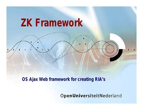 layout zk framework zk framework