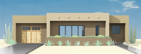 adobe house plans contemporary adobe house plan 61custom contemporary modern house plans